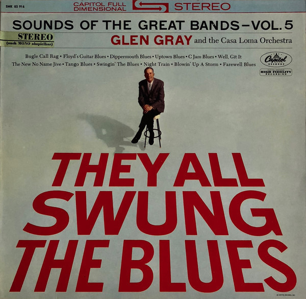 #<Artist:0x00007f811d844bd0> - Sounds Of The Great Bands Vol. 5