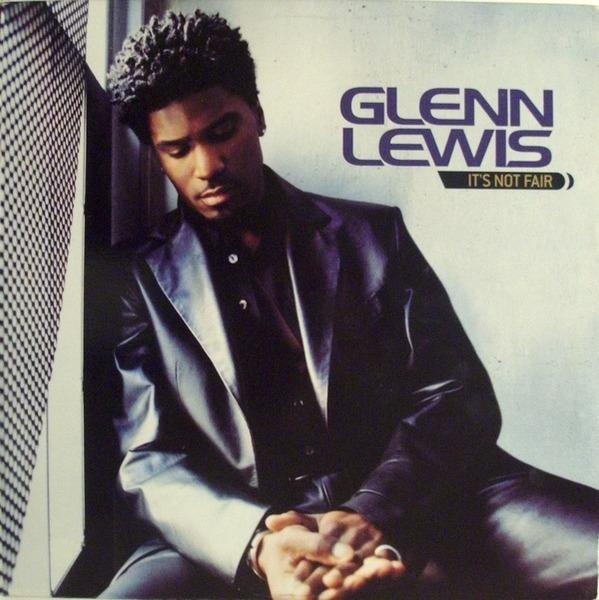 GLENN LEWIS - It's Not Fair - 12 inch x 1