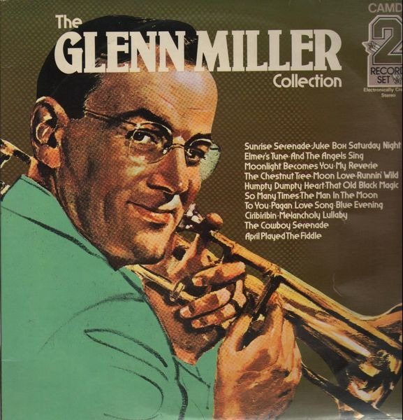 GLENN MILLER AND HIS ORCHESTRA - The Glenn Miller Collection - LP x 2