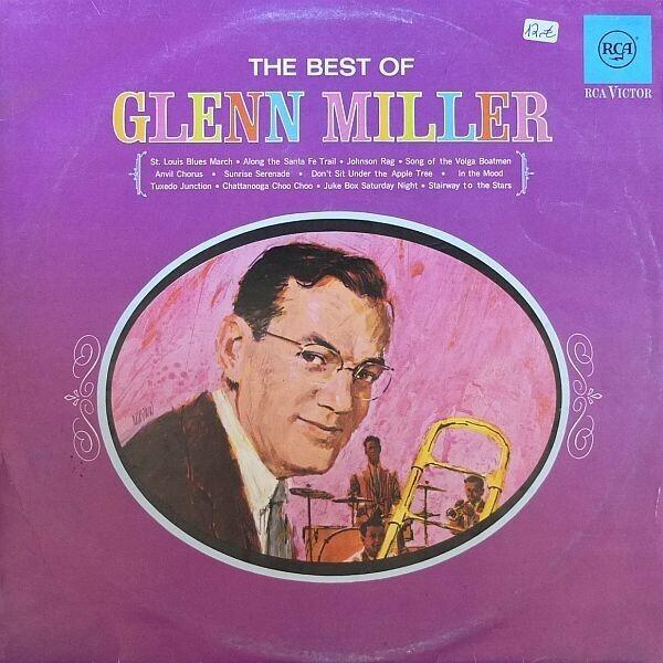 Glenn Miller The Best Of Glenn Miller Vinyl Records Lp