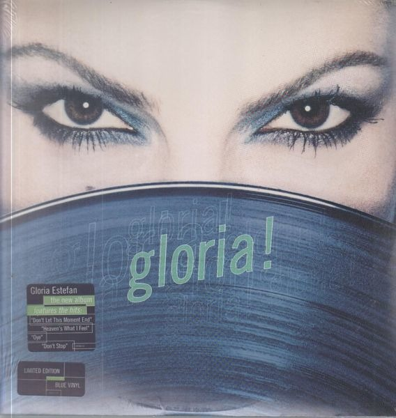 Gloria Estefan Gloria! (STILL SEALED)