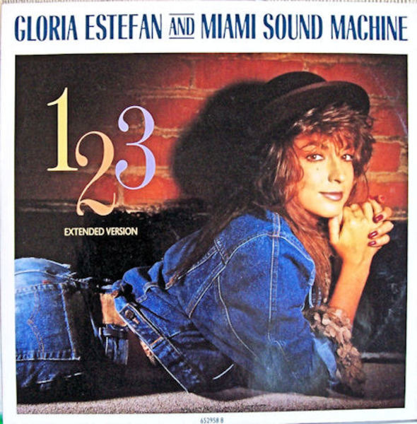 Gloria Estefan And Miami Sound Machine, Miami Soun 1, 2, 3 (Extended Version)
