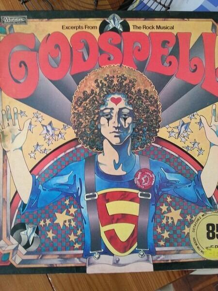 'GODSPELL' ORIGINAL CAST - Godspell - LP