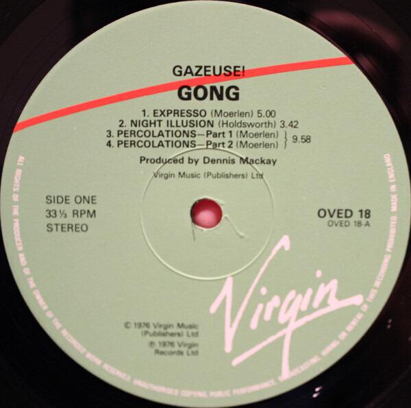 Gong Gazeuse!