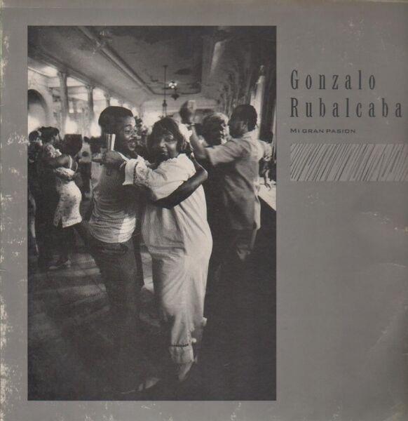 Gonzalo Rubalcaba Mi Gran Pasion Records Lps Vinyl And