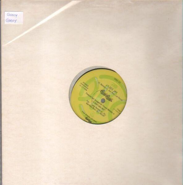 GOODY GOODY - #1 Dee Jay - 12 inch x 1