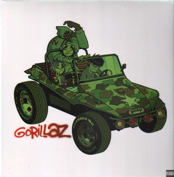 #<Artist:0x007fd3e6af38d8> - Gorillaz