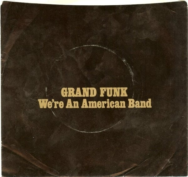 #<Artist:0x007f2776885820> - We're an American Band