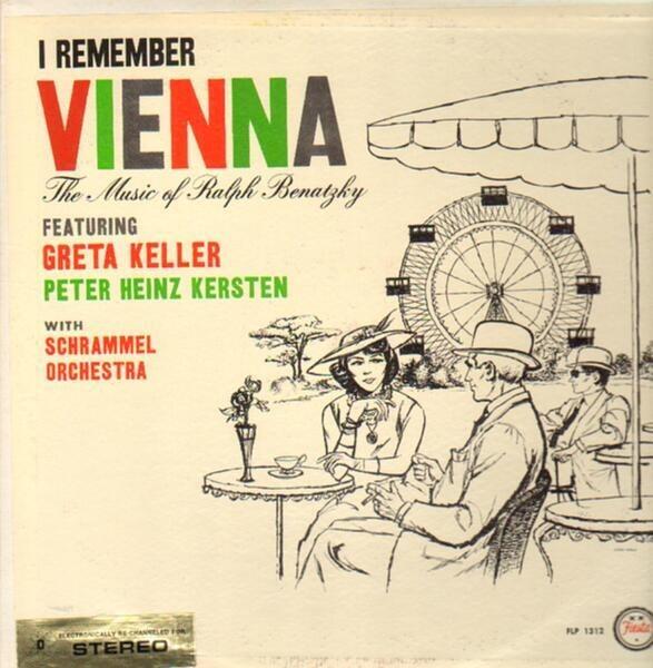 #<Artist:0x007fca4ad447b8> - I remember Vienna