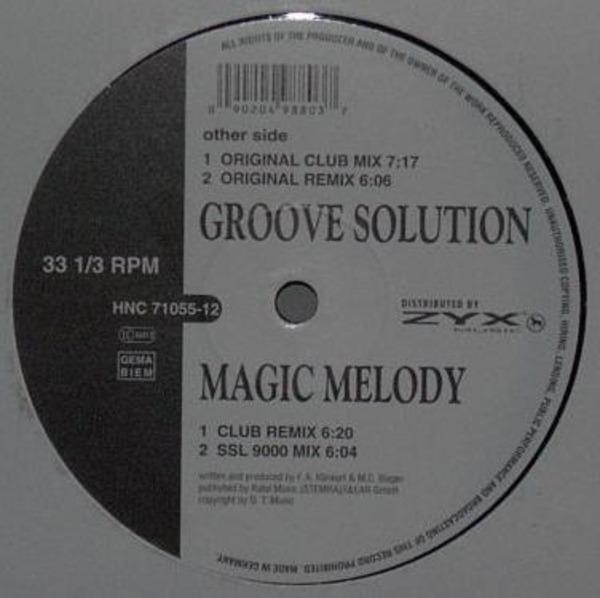 #<Artist:0x00007fce8c220120> - Magic Melody