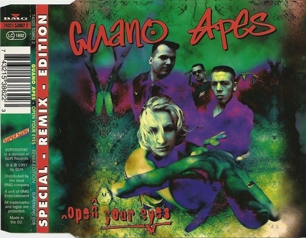 Guano Apes - Open Your Eyes Remix