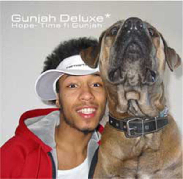 GUNJAH DELUXE - Hope- Time Fi Gunjah (STILL SEALED.) - CD single