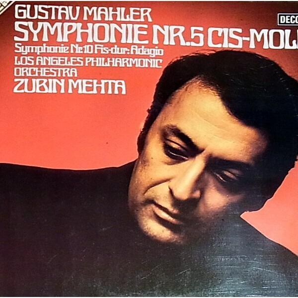 #<Artist:0x00007ff23c157828> - Symphony Nr. 5 In Cis-Moll / Symphonie Nr. 10 Fis-Dur: Adagio