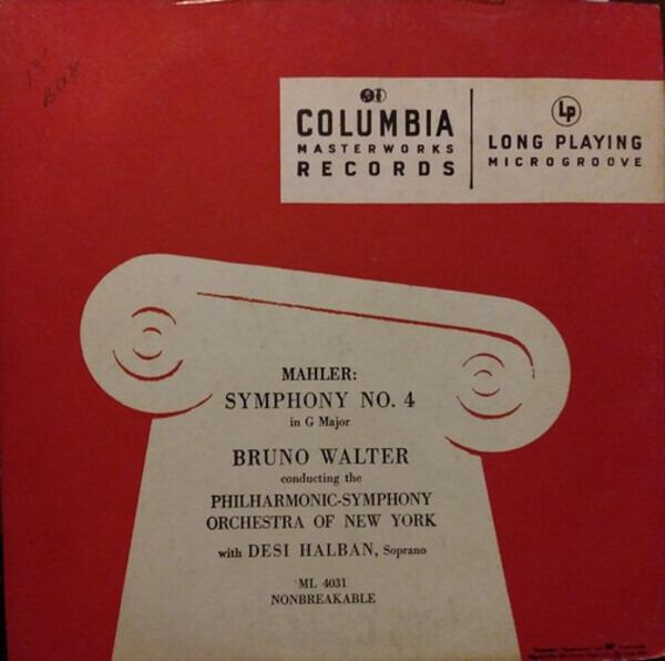 #<Artist:0x00007f4dcd34ef78> - Symphony No. 4 In G Major