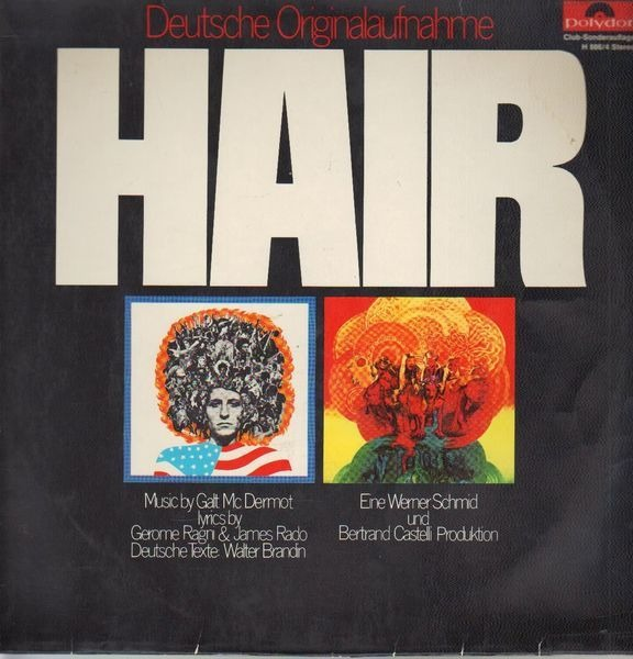 'HAARE' ENSEMBLE - Haare (Hair) - LP