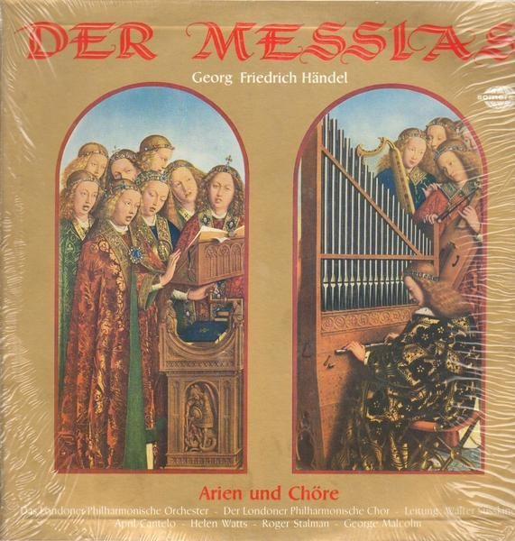#<Artist:0x0000000007d2d028> - Der Messias
