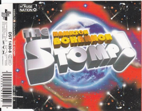 HAMILTON BOHANNON - The Stomp! - CD single
