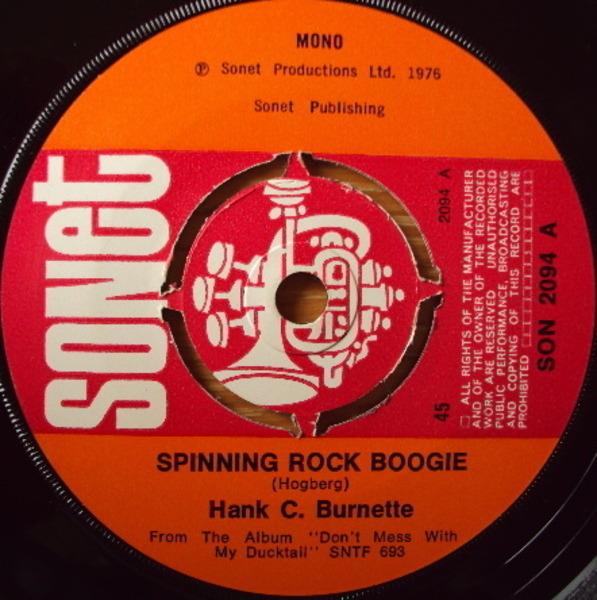 #<Artist:0x007f9efbc0e328> - Spinning Rock Boogie