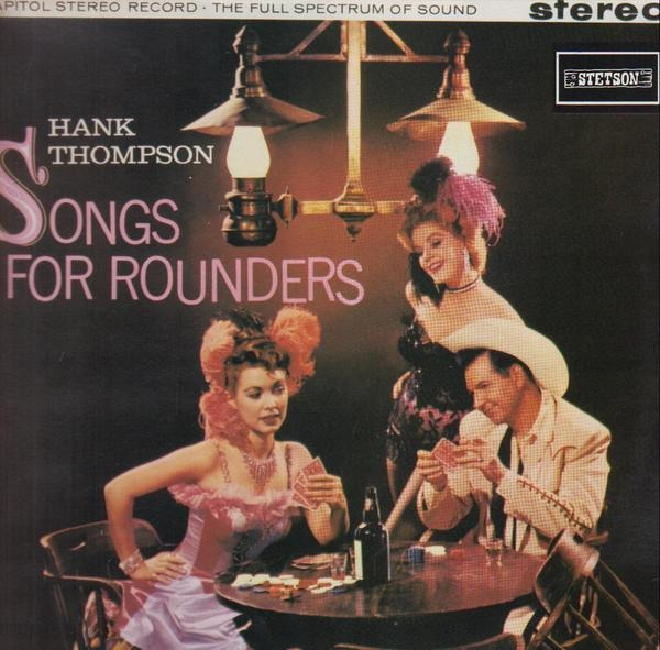 #<Artist:0x007f2783b96d90> - Songs for Rounders