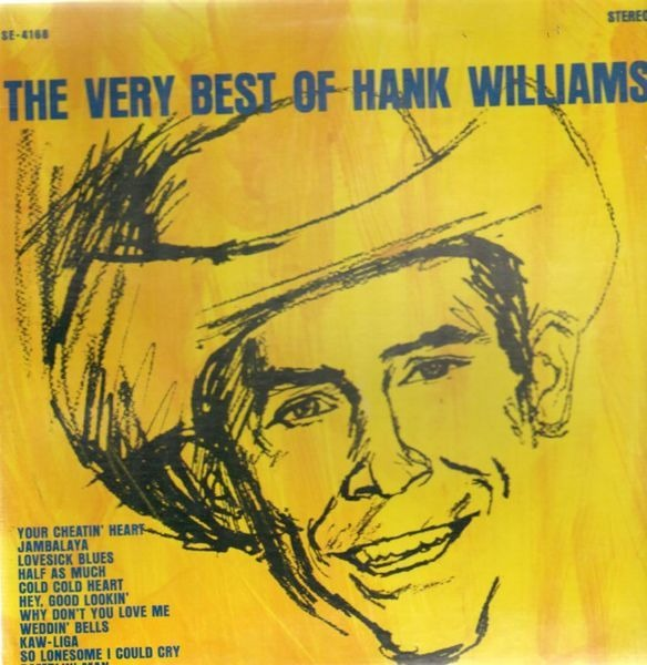 #<Artist:0x00007fd9038161e8> - The Very Best Of Hank Williams