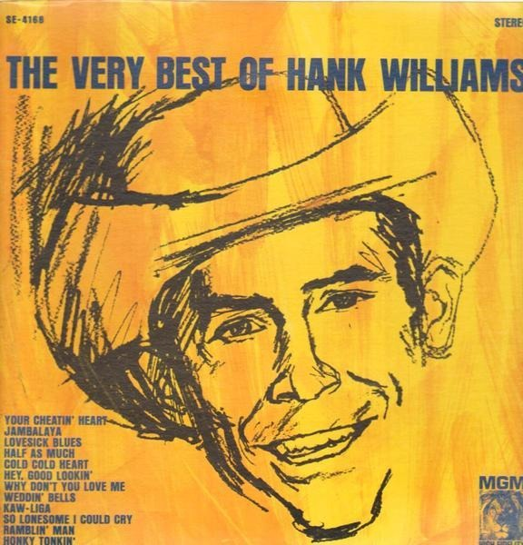 #<Artist:0x007fafd1fbe478> - The Very Best Of Hank Williams