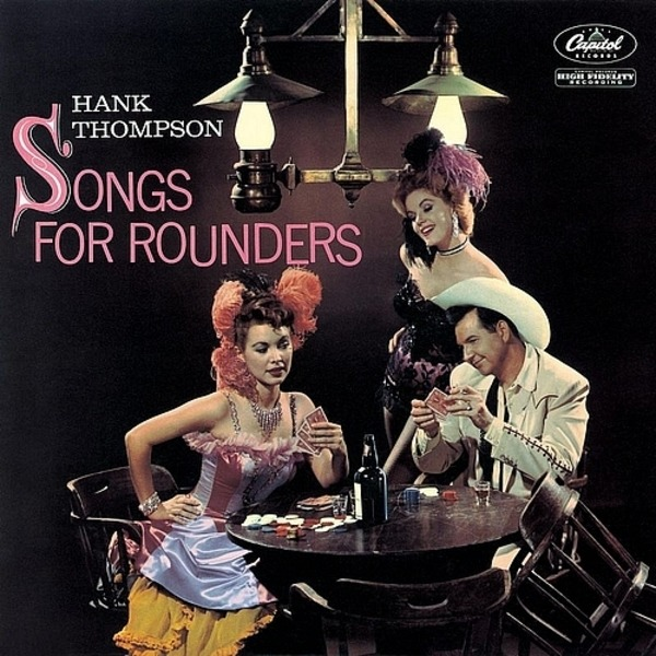 #<Artist:0x007f892a1adac8> - Songs for Rounders