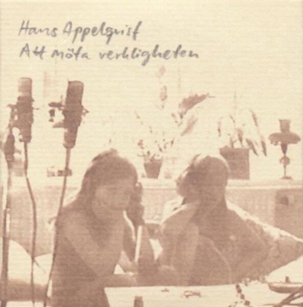 HANS APPELQVIST - Att Möta Verkligheten (3' CD) - MCD