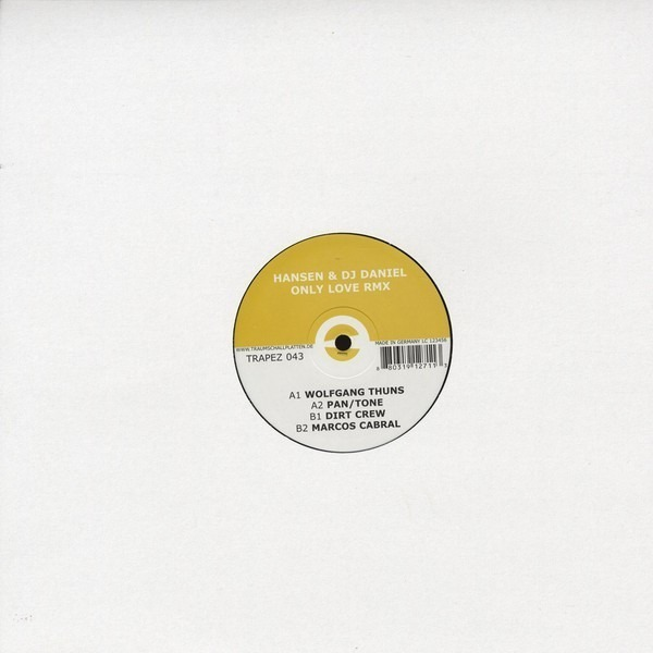 #<Artist:0x007f339c529f00> - Only Love (Remixes)