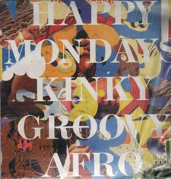 HAPPY MONDAYS - Kinky Groovy Afro - Maxi x 1