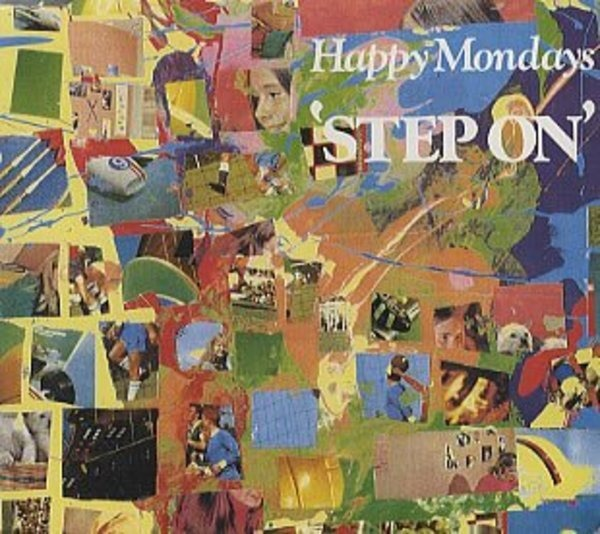 HAPPY MONDAYS - Step on' - CD single