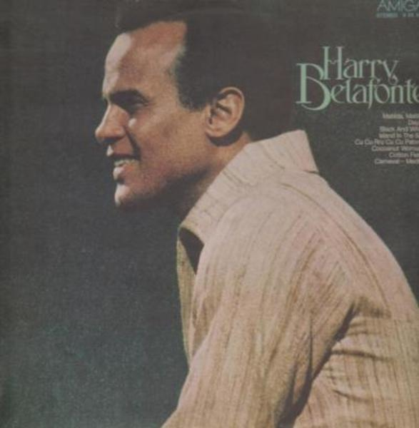 HARRY BELAFONTE - Harry Belafonte - LP