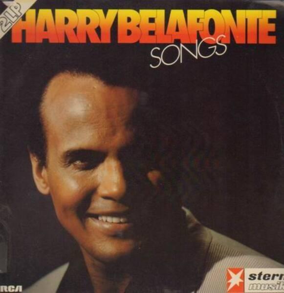 HARRY BELAFONTE - Songs - 33T x 2