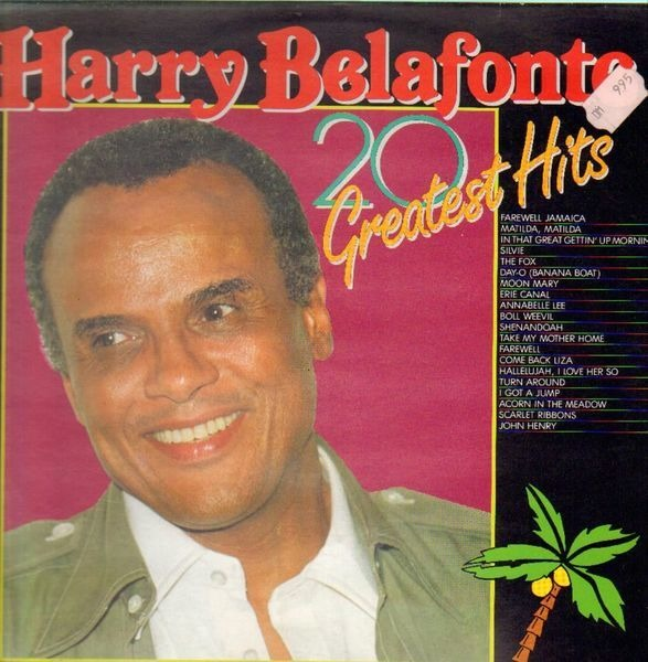 the best of harry belafonte vinyl