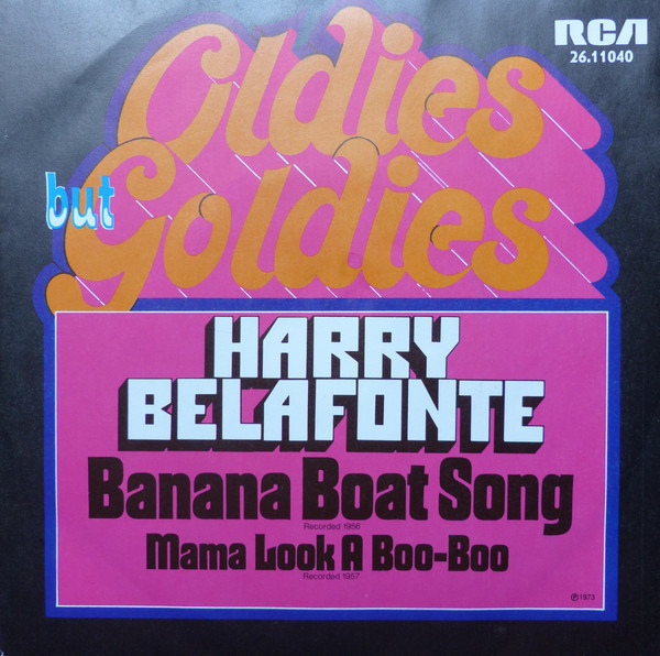 #<Artist:0x007f67139e3ed8> - Banana Boat Song