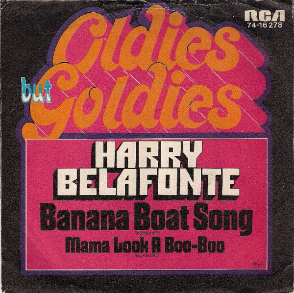 #<Artist:0x00007fd9022d4ac8> - Banana Boat Song