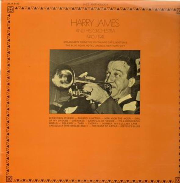 Harry James and his Orchestra 1940 1941