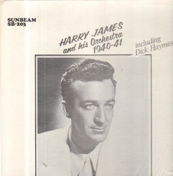 Harry James And His Orchestra 1940-41