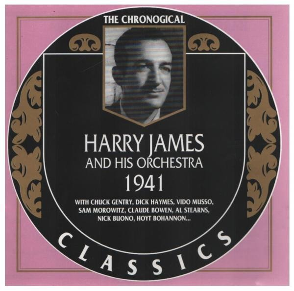 Harry James And His Orchestra 1941