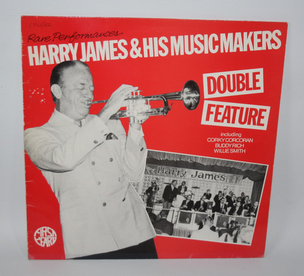 Harry James & His Music Makers Double Feature (MONO)