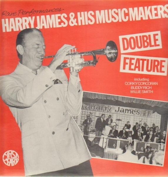 Harry James & His Music Makers Double Feature