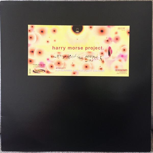 HARRY MORSE PROJECT - #1 - Maxi x 1
