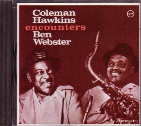 #<Artist:0x00000000061d4010> - Coleman Hawkins Encounters Ben Webster