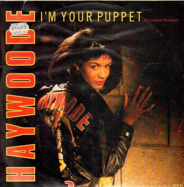 HAYWOODE - I'm Your Puppet - Maxi x 1