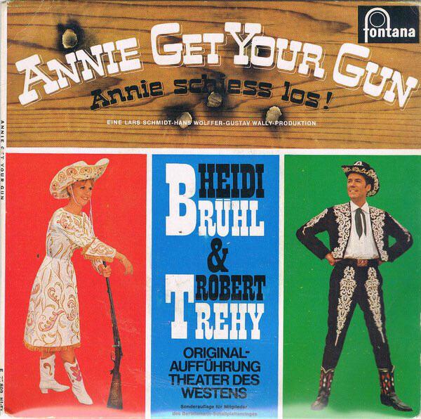 #<Artist:0x00007f4e0edceb88> - Annie Get Your Gun (Annie Schiess Los!)