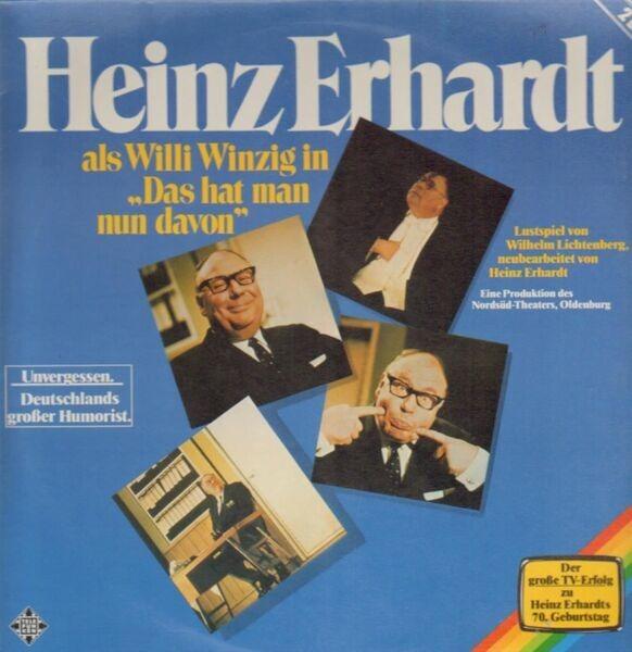 #<Artist:0x007f13413b4538> - als Willi Winzig in 'Das hat man nun davon'