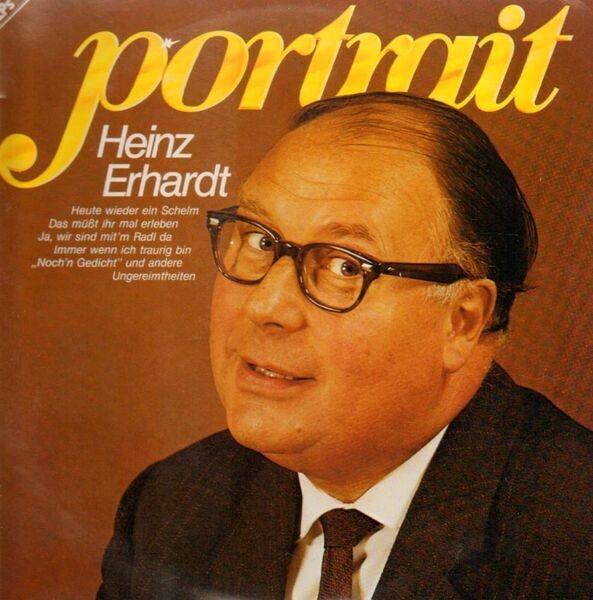 #<Artist:0x00007fcea6c2e9b8> - Heinz Erhardt - Portrait
