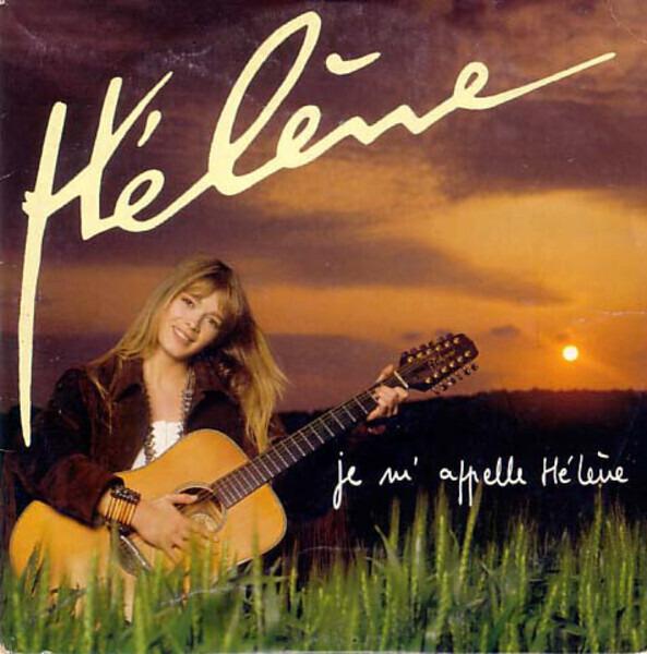 HÉLÈNE - Je M'Appelle Hélène (CARDBOARD SLEEVE) - CD single