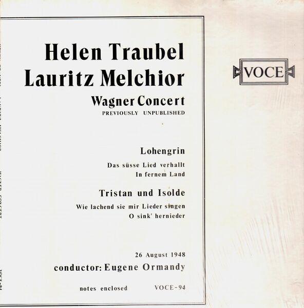 #<Artist:0x007f48432c11d0> - Wagner Concert