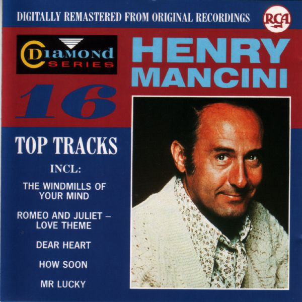 HENRY MANCINI - 16 Top Tracks - CD