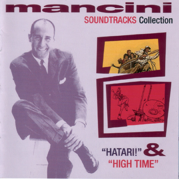 HENRY MANCINI - Soundtracks Collection - 'Hatari!' & 'High Time' - CD